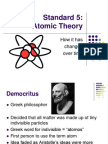 standard 5 - atomic structure student notes
