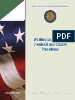 Government Closure Procedures