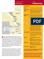 Enbridge Line 61 Pipeline Upgrade Summary
