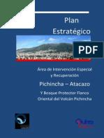 Plan Estrategico Pichincha-Atacazo 2012
