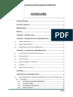 Rapport coulé contre préfabriqué