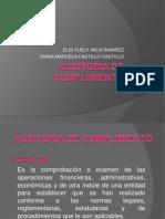 Auditoria de Cumplimiento Expo