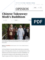 Chinese Takeaway_ Modi's Buddhism _ the Indian Express _ Page 99