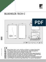 Manual Bluehelix Tech C RO