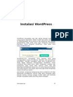 Instalasi Wordpress [Bab 3]