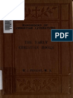 The Early Christian Books