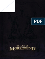 Artbook of Morrowind