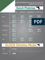 CATALOGO PISTOLAS Glock