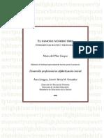 El Famoso Número Tres PDF