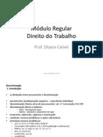 16-09 Tema - Pré Contratação e Efeitos Do Contrato Trabalho