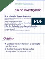 Protocol o Investiga c i Pn