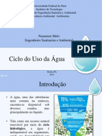 Ciclo do Uso da agua Eng.Eletrica pdf.pdf