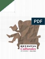 revistas culturales audiovisuales de españa 2014-2015