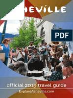 2015 Asheville Travel Guide