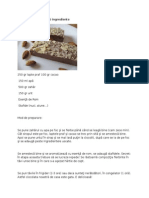 Ciocolata de Casa Cu 5 Ingrediente