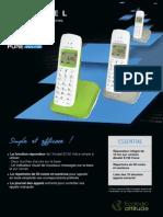 Alcatel Phones E130 Caracteristiques FR 3