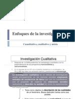 Investigación Cuantitativa y Cualitativa