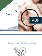 Recoleccion De Datos Parte 2