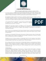 13-10-2013 El Gobernador Guillermo Padrés entregó al congreso del estado su Informe a Sonora 2013. B101369