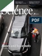 Science 2014 - La Ciencia de La Desigualdad