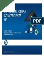 Infraestructura Convergente HP