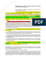 Langkaan Realty Development Inc. vs. CA & Ucpb (Digest)
