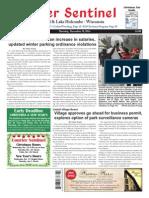 Courier Sentinel December 18, 2014