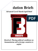 Ld Brief 2014 March April