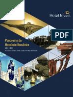Panorama Da Hotelaria Brasileira 2013
