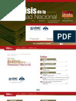 Revista Análisis de la Realidad Nacional No. 64