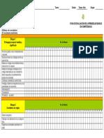 Ficha Evaluación por Competencias