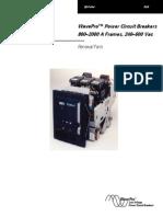 DEF-004 WavePro 800-2000A