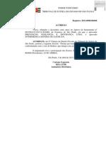 TJSP - Convenio Medico - Adesão - Reajuste Anual