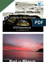 Desgranando Granada a través de las personas. Turismo