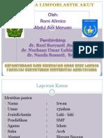 Leukemia Kasus