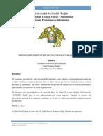 BasedeDatos II - Proyecto