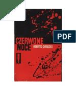 Henryk Cybulski - Czerwone Noce - 1974 (Zorg)