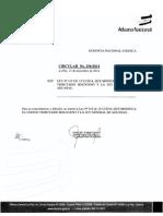 Ley 615 de Modificacion Al Codigo Tributario y Ley de Aduanas