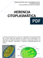 Expo Genetica Herencia Extranuclear 15jul