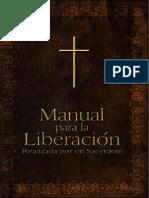 Manual Para La Liberación Realizada Por Un Sacerdote