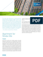 ApartmentMarketReport Jakarta 1Q2014