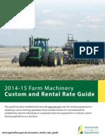 Farm Machinery Custom