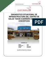 Evaluacion Estructural de Infraestructura Concepcion
