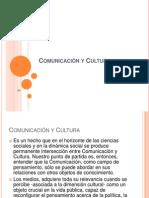 CLASE 5 - Comunicación y Cultura
