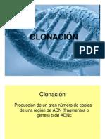 Clase de Clonacion