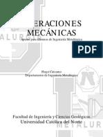 Carcamo Hugo - Operaciones Mecanicas - Metalurgia.PDF