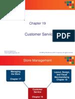 Retail Customer Service
