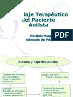 Abordaje Terapeutico Del Paciente Autista
