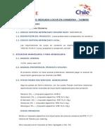 Estudio de Mercado Loco 2009