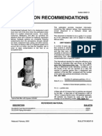 ISO Bulletin 90007-D Filtration Recommendations